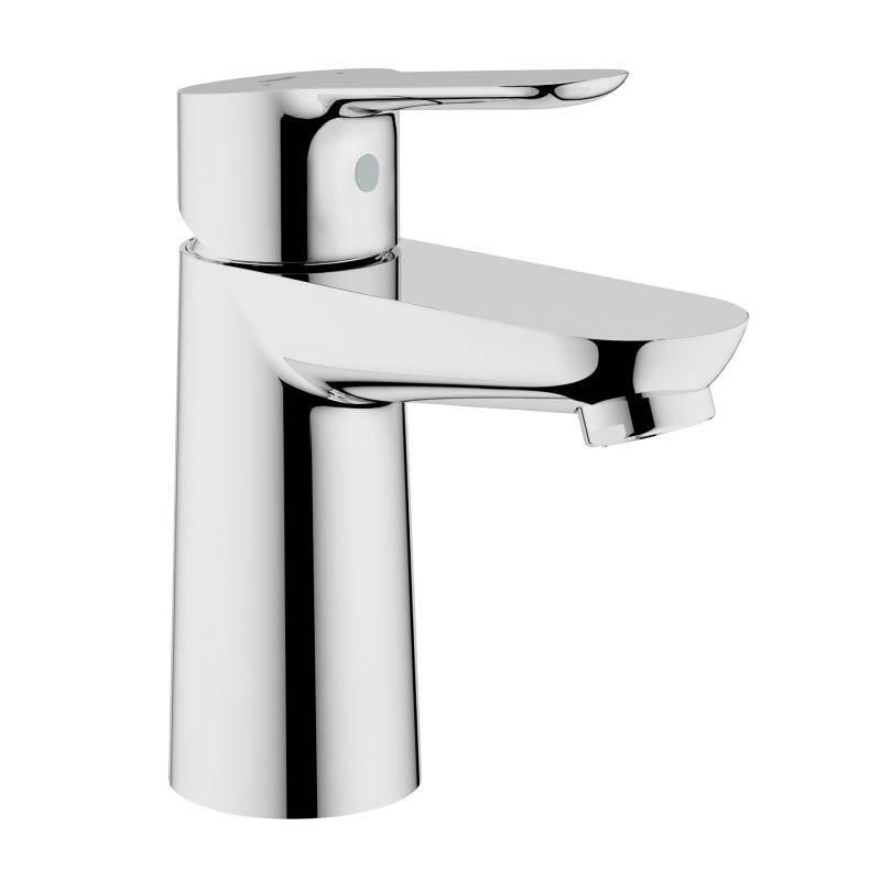 Grifo lavabo S Cuerpo liso Grohe BauEdge