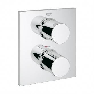 Grifo Termostato para baño y ducha Grohe Grohtherm F