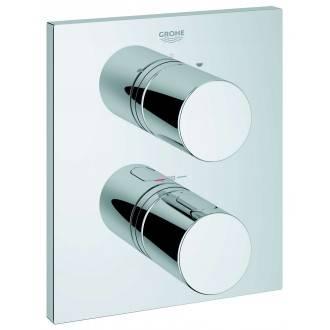Grifo Termostato para baño y ducha Grohe Grohtherm 3000 Cosmopolitan Rectangular