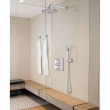 Set de ducha termostático Grohe Grohtherm 3000 Cosmopolitan RS 210