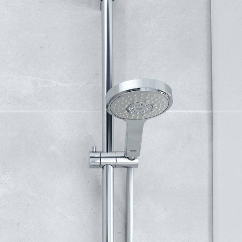 Conjunto de ducha termost tico grohe grohtherm 2000 for Conjunto de ducha