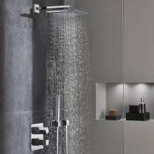 Set de ducha termostático Grohe Grohtherm Cube