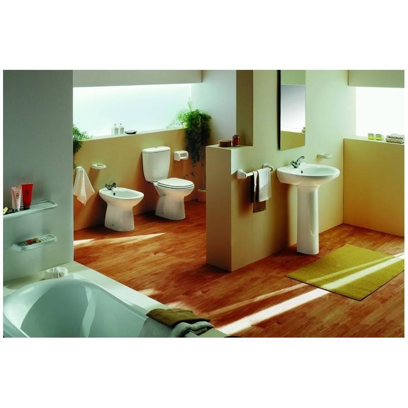 Inodoro cisterna baja benissa materiales de f brica for Inodoros economicos