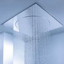 Rociador de techo 1 chorro Grohe Rainshower F-Series 20""