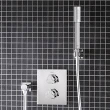 Conjunto de ducha y soporte de pared Grohe Sena
