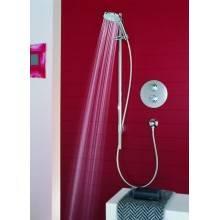Conjunto de barra de ducha y teleducha Grohe Rainshower Classic 130