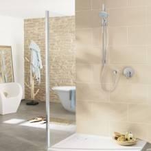 Conjunto de ducha con barra de 60 cm Grohe Power&Soul 160