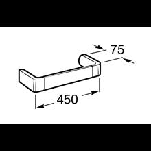 Toallero lavabo 45cm Select Roca