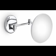 Espejo brazo articulado y luz Hotels 2.0 Roca
