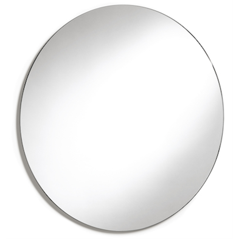 Espejo luna 75cm circular roca materiales de f brica for Espejo circular