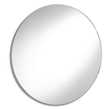 Espejo Luna circular Roca