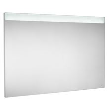 Espejo 130cm luz inferior Prisma Roca