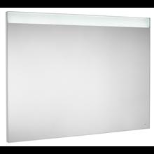 Espejo 110cm luz inferior Prisma Roca