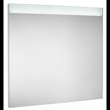 Espejo 90cm luz inferior Prisma Roca