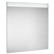 Espejo 80cm luz inferior Prisma Roca
