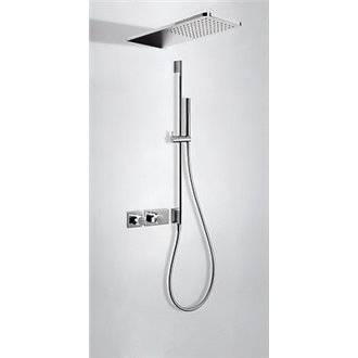Kit de ducha termostático 2 vías TRES RC+