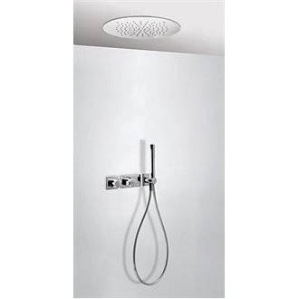 Kit de ducha termostático TRES RTR Ø50