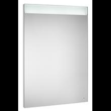 Espejo 60cm luz inferior Prisma Roca