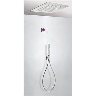 Kit de ducha termostático electrónico TRES RTR