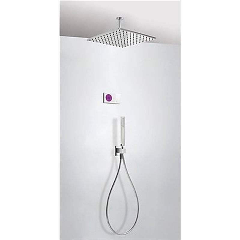 Kit de ducha termostático electrónico TRES BRT