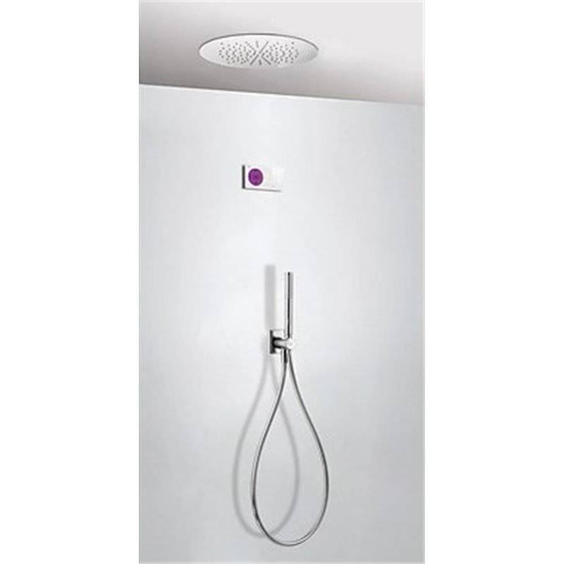 Kit de ducha termostático electrónico TRES RT Ø38