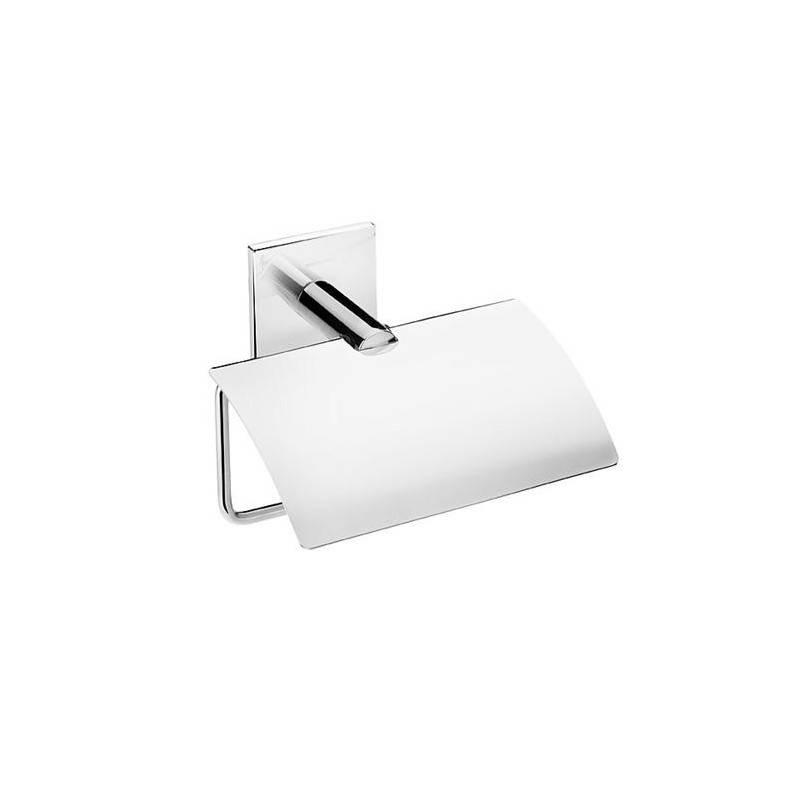 Portapapel con tapa Duo square BATH+