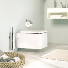 Portapapel con tapa Duo square BATH+