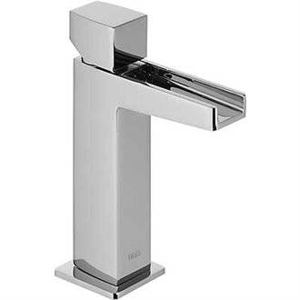 Grifo de lavabo Cascada TRES CUB SLIM
