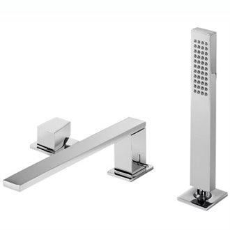 Combinación para bañera CUB TRES SLIM 22cm