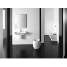Bidet compacto The Gap Roca
