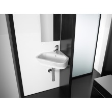 Lavabo mural The Gap 48x48cm Roca