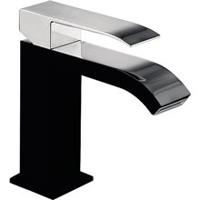 Grifo de lavabo Acero TRES S CUADRO