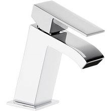 Grifo de lavabo Inclinado Blanco TRES CUADRO