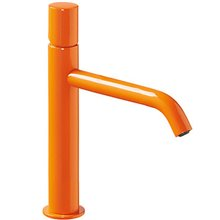 Grifo de lavabo Naranja M TUB TRES STUDY