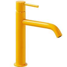 Grifo de lavabo Amarillo M TRES STUDY
