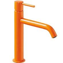 Grifo de lavabo Naranja M TRES STUDY