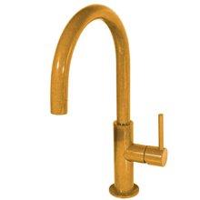 Grifo de lavabo Amarillo en C TRES STUDY L