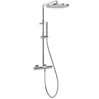 Columna de bañera-ducha termostática TRES STUDY
