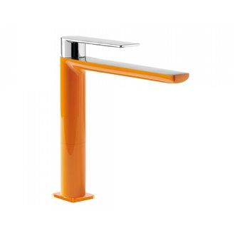 Grifo de lavabo Naranja M TRES LOFT