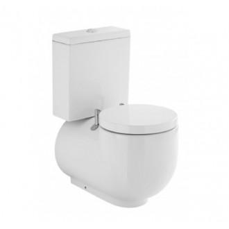 Inodoro completo cisterna baja WCA