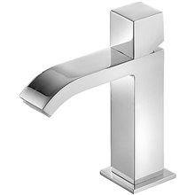 Grifo de lavabo S con desagüe CUADRO-TRES CUB