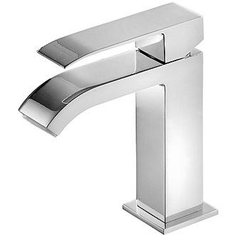 Grifo de lavabo S con desagüe CUADRO-TRES