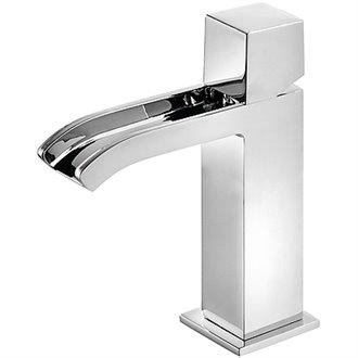 Grifo de lavabo Cascada Libre CUB CUADRO-TRES