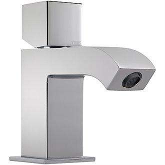 Grifo de lavabo con desagüe CUB CUADRO-TRES AC