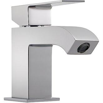 Grifo de lavabo con desagüe CUADRO-TRES AC