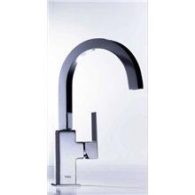 Grifo de lavabo Curvado XL CUADRO-TRES
