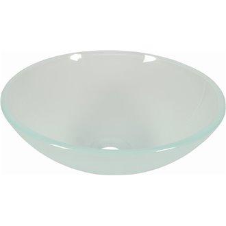 Lavabo sobre encimera Bowl Bianco