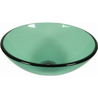 Lavabo sobre encimera Bowl Verde