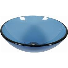 Lavabo sobre encimera Bowl Azzurro