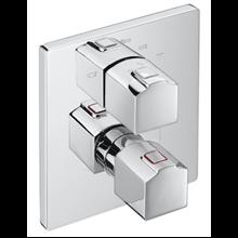 Grifo bañera-ducha termostático Loft Roca